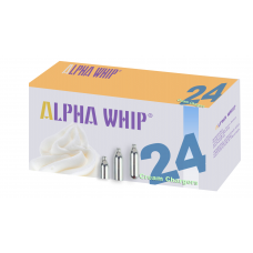 600 x Alpha Whip Cream Chargers (1 case)