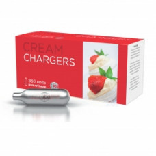 600 ICO Cream Chargers  (1 case)