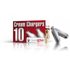 600 Quick Whip Cream Chargers (12x50s), (1 case)